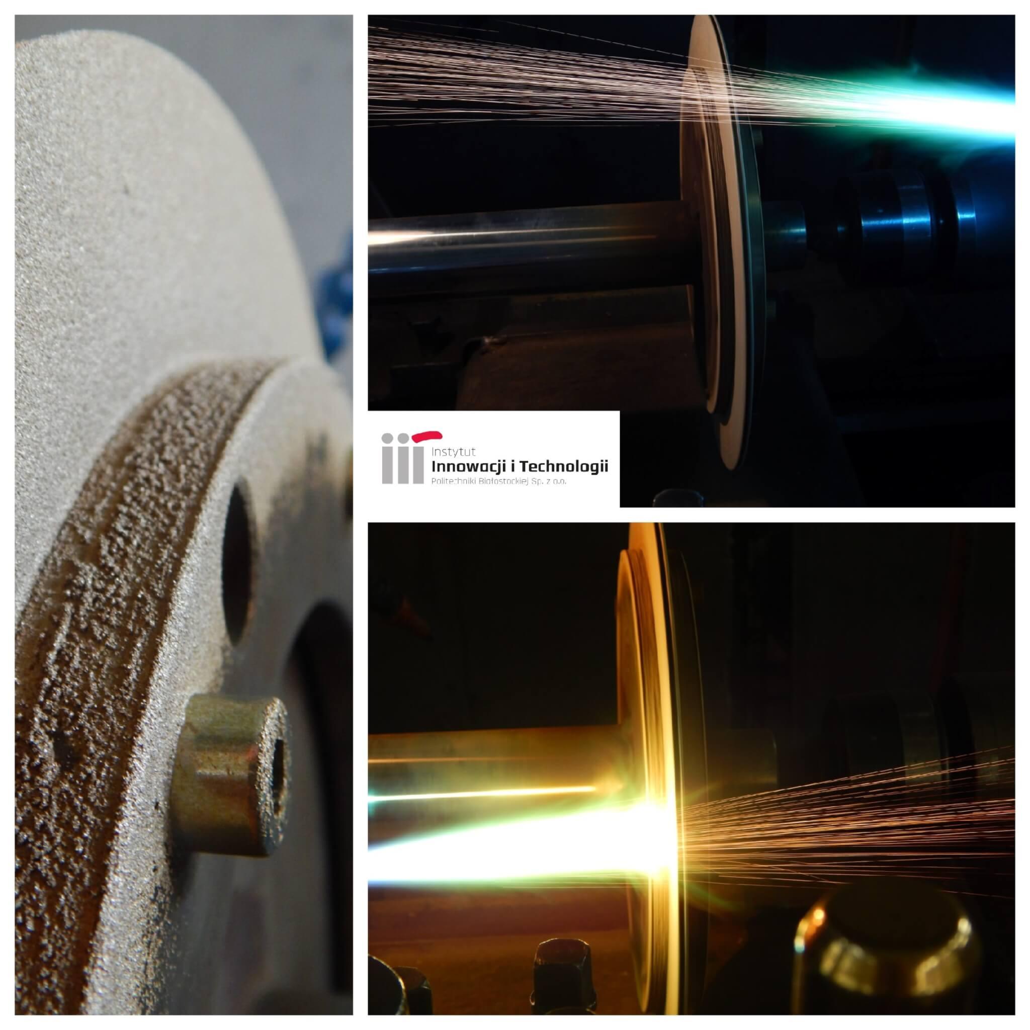 Metalizacja natryskowa